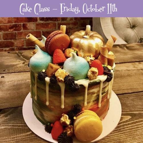 cake class 2 oct